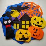 ハロウィンの折り紙の折り方を教えて!簡単折り紙の作り方をご紹介