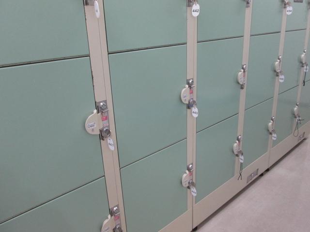 川崎ハロウィン2019で着替える場所、更衣室や荷物を置くコインロッカーを紹介