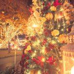 クリスマスイルミネーション東京・関東でインスタ映えする場所、撮り方は?