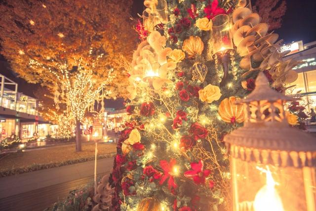 クリスマスイルミネーション東京・関東でインスタ映えする場所