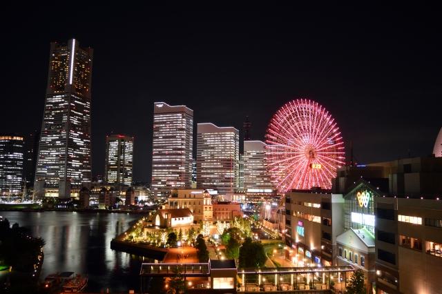 クリスマスイルミネーション横浜・神奈川でインスタ映えする場所