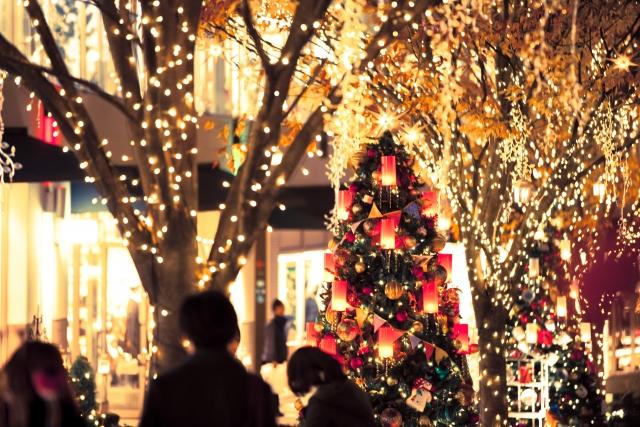 東京・関東クリスマスイルミネーションのデートスポット