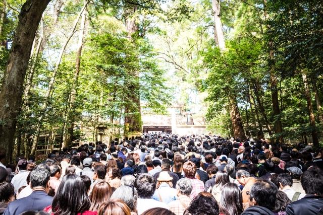 初詣の混雑予想!東京・関東の神社で人混みを回避する方法、場所は?