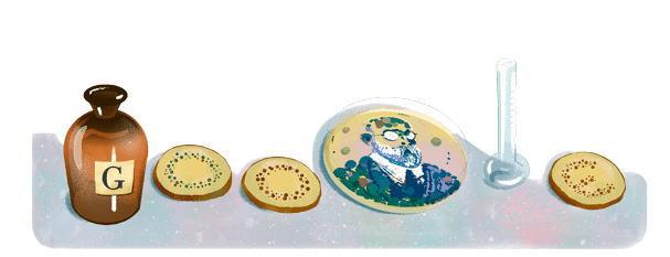 ロベルト コッホとは誰?生誕174年のコッホをGoogleロゴが祝福!