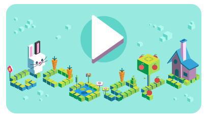 子供向けコーディング言語とは?50周年を迎えるLOGOがGoogleロゴに!