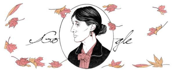 ヴァージニア ウルフとは誰?ロンドン文学界の偉人をGoogleロゴが祝う