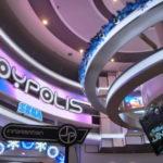 東京ジョイポリスの混雑状況やアトラクション、乗り物、VRの待ち時間、行列情報