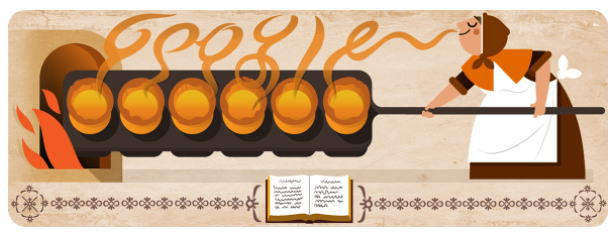 ハナー・グラスとは誰?カレーレシピの生みの親をGoogleロゴで祝う