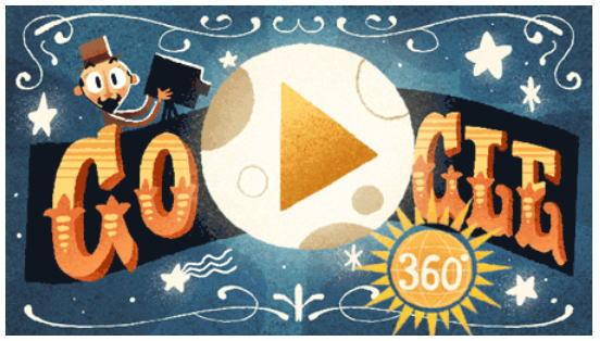 ジョルジュ・メリエスとは誰?フランスの映画製作者をGoogleロゴで祝う