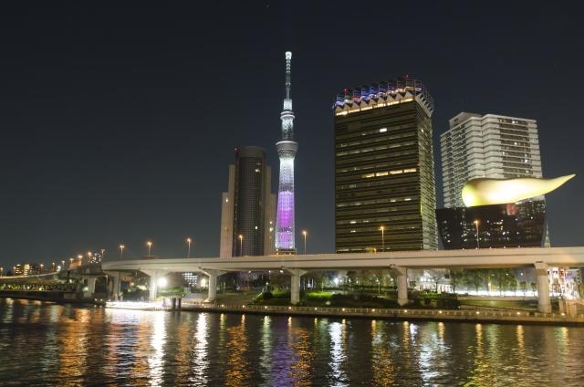 東京スカイツリーの混雑や待ち時間情報