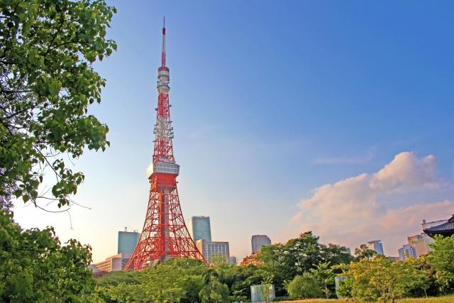 東京タワーの混雑、待ち時間情報
