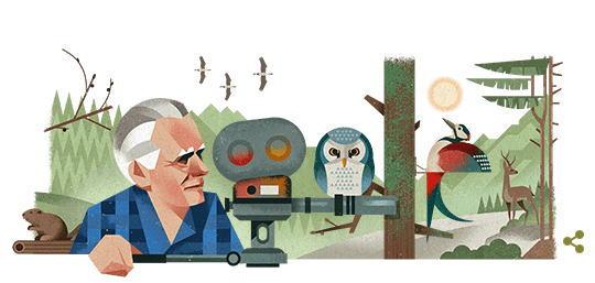ハインツ・ジールマン(Heinz Sielmann)とは誰?生誕101周年を記念
