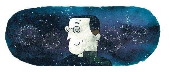 ジョルジュ・ルメートルとは誰?ベルギー出身の天文学者をGoogleロゴで祝う
