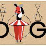 オスカー・シュレンマーとは誰?ドイツの画家、芸術家をGoogleロゴで祝う