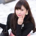 角谷暁子アナのバスト、カップサイズは?プロフィールや顔画像、スリーサイズ情報